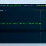PowerShell SSH Session