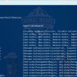Install Azure PowerShell Az Module