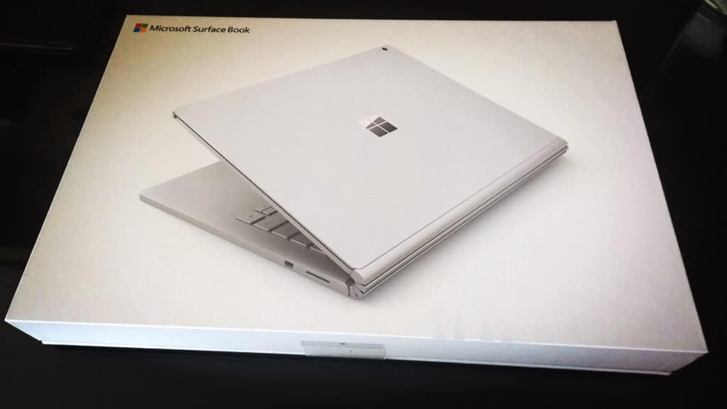 Surface Book Box