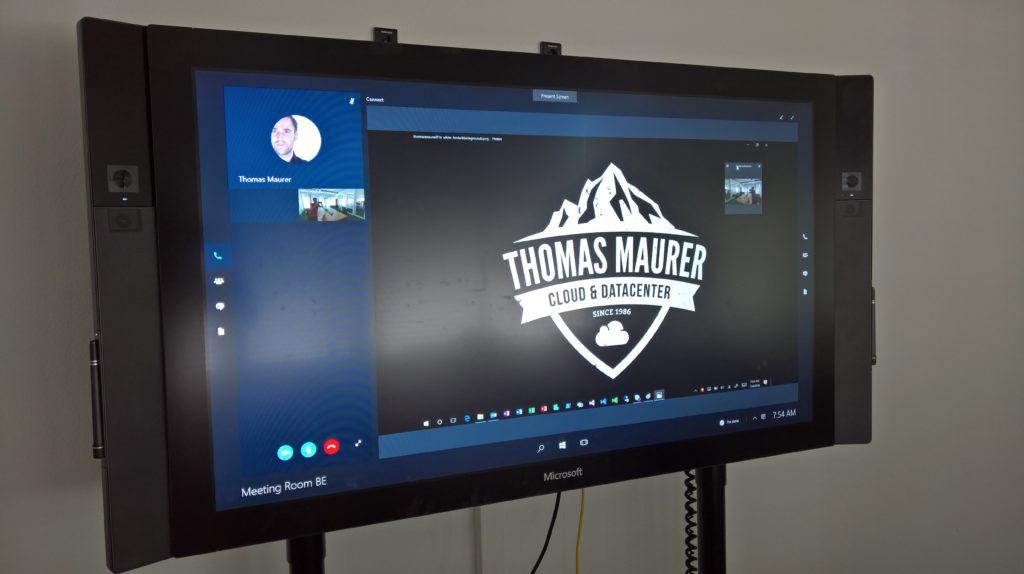 My Microsoft Surface Hub Review Thomas Maurer