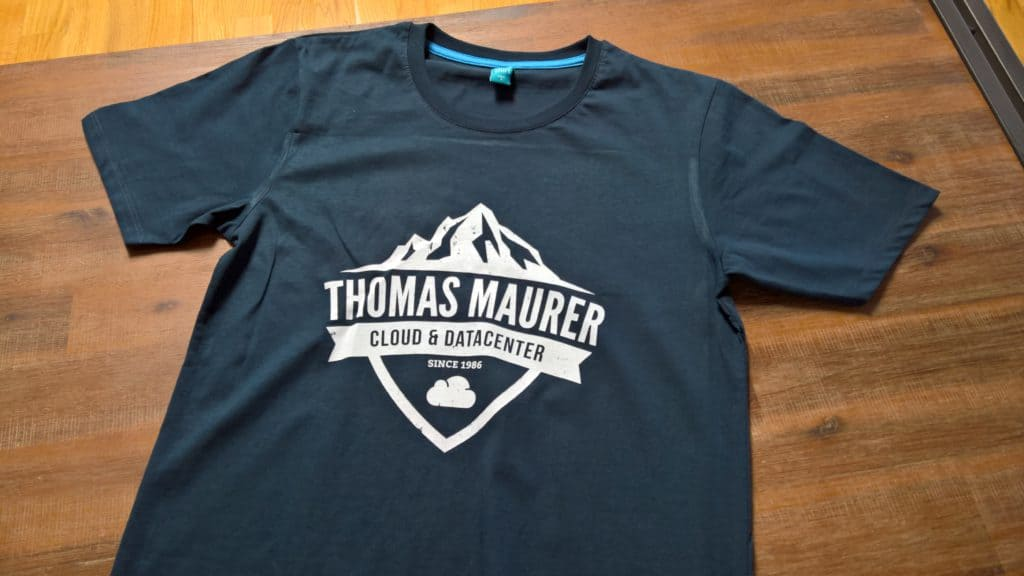 Thomas Maurer Shirt