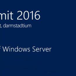 Microsoft Technical Summit