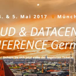 Cloud & Datacenter Conference Germany 2017