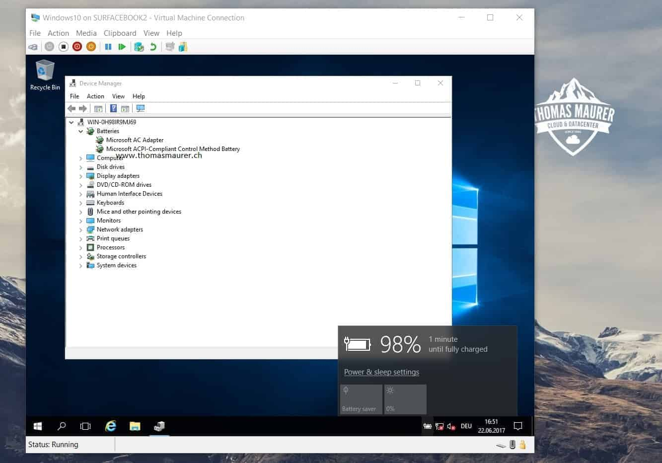 10 hidden Hyper-V features you should know about! - Thomas