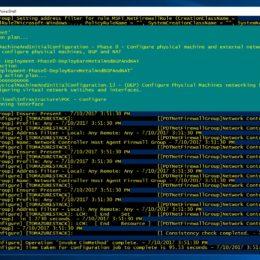 Azure Stack Development Kit PowerShell Install