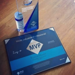 Microsoft MVP 2017-2018