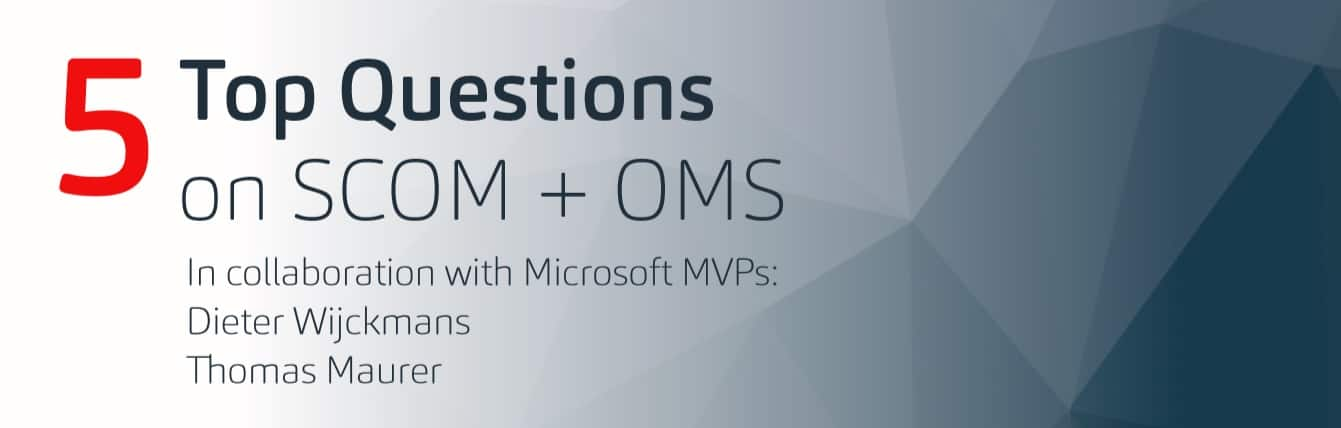 eBook on SCOM and OMS