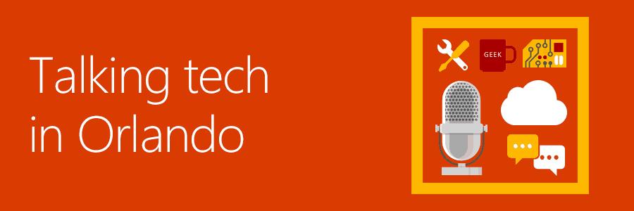 Microsoft Ignite Speaker