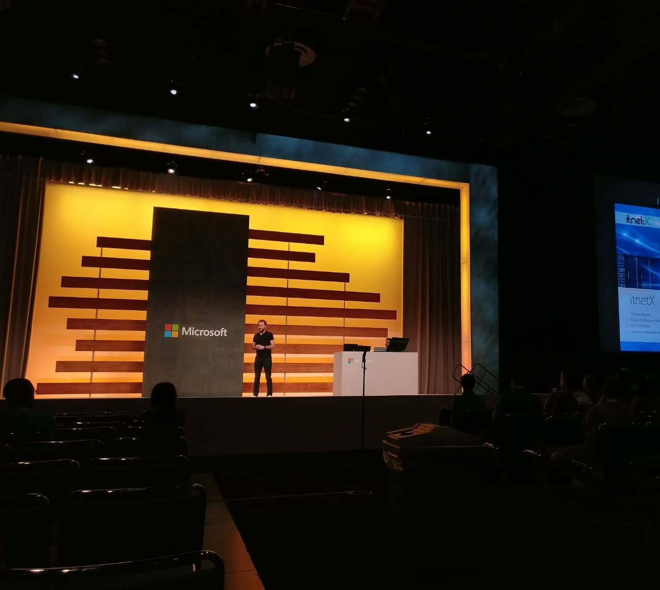 Speaking at Microsoft Ignite 2017