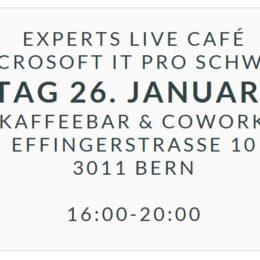 ExpertsLiveCafe