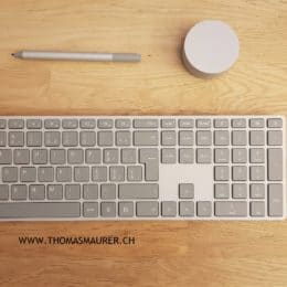 Surface Peripherals