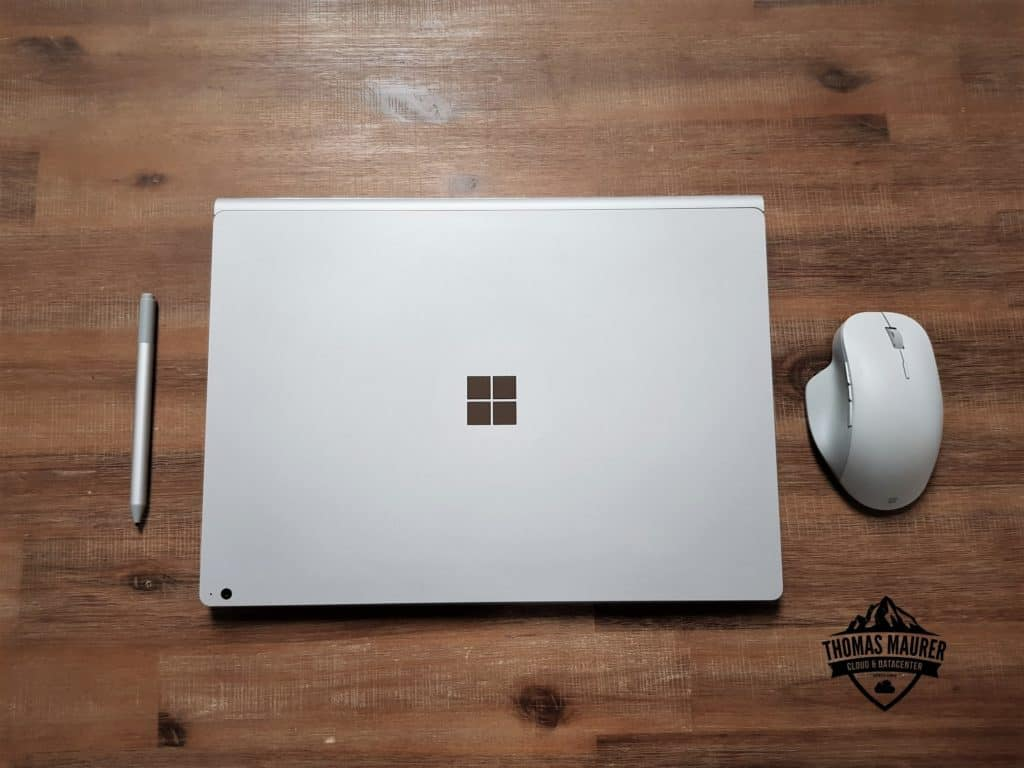 My First Impressions of the Surface Book 2 - Thomas Maurer