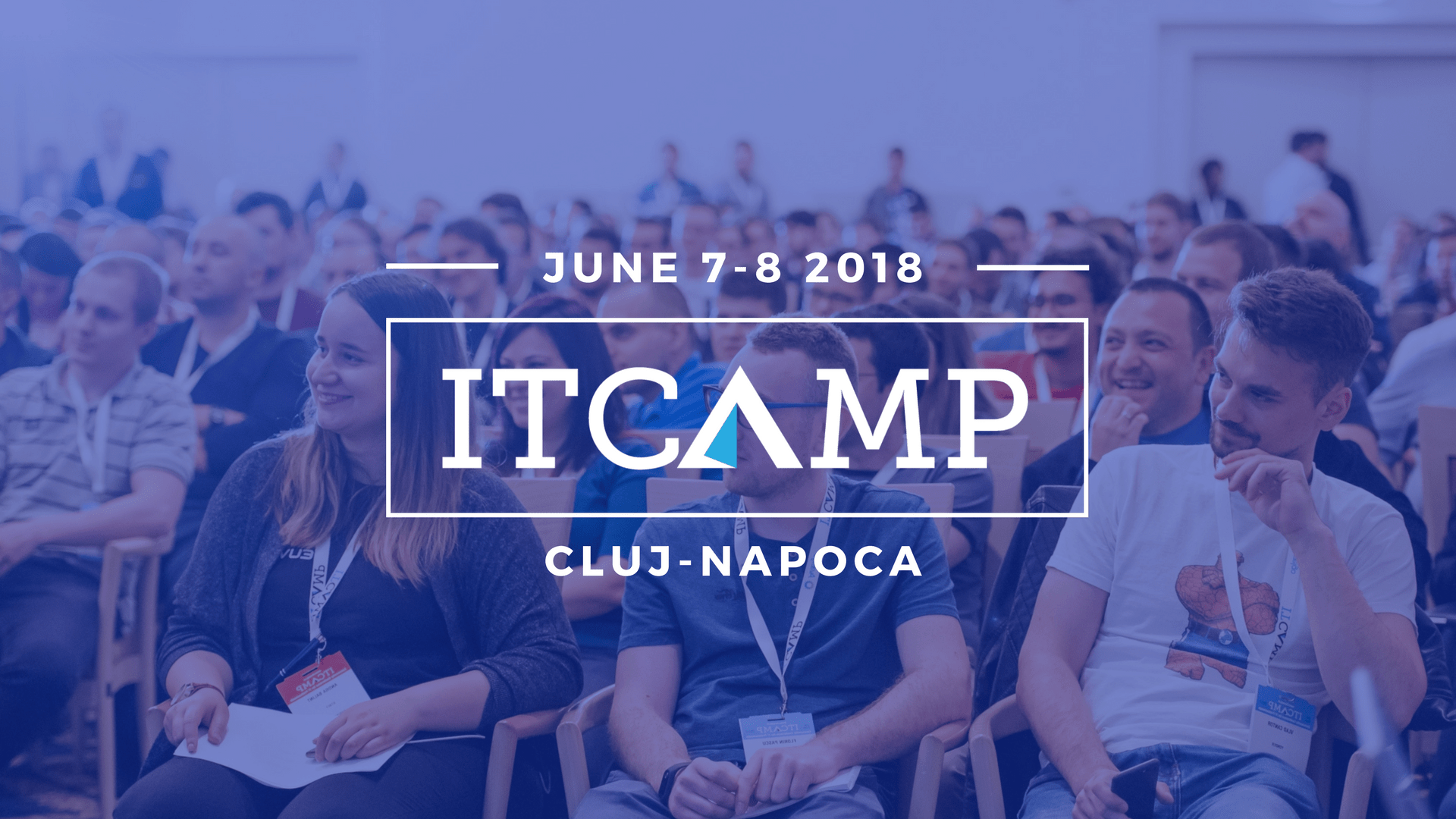 IT Camp 2018 Overview