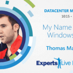 Experts Live Netherlands 2018 Thomas Maurer