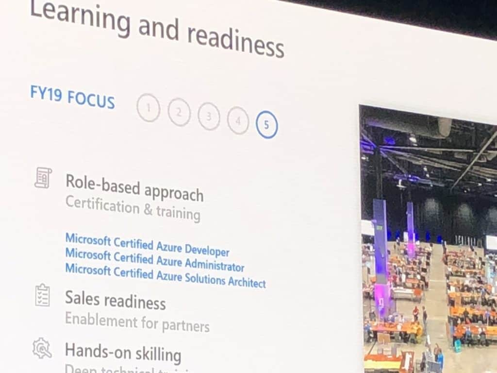 New Microsoft Azure Certifications Announced Thomas Maurer