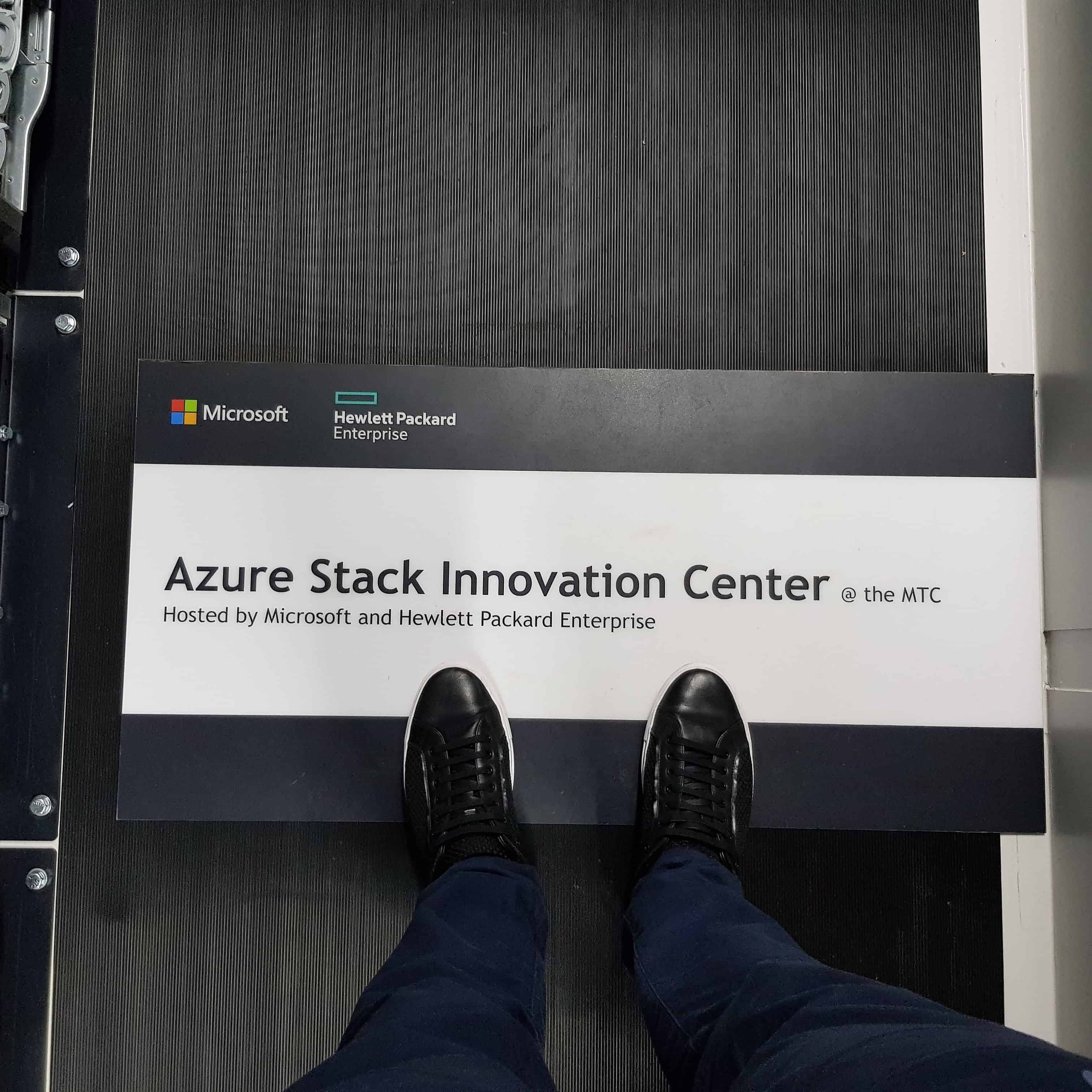 HPE Azure Stack