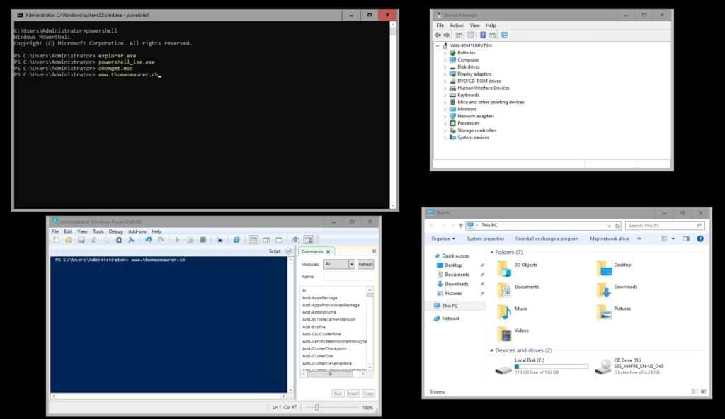 Windows Server 2019 Core App Compatibility FOD