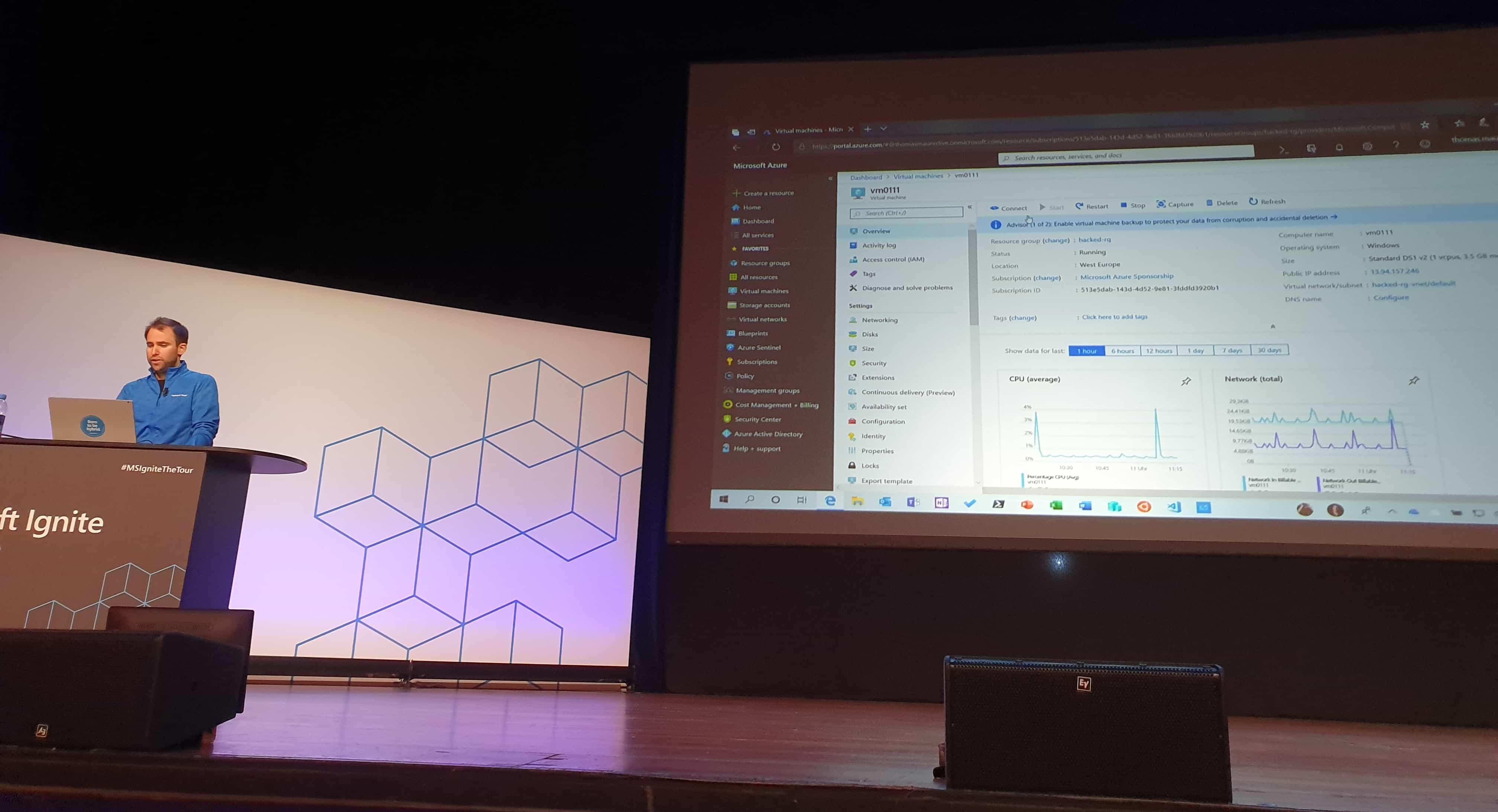 Microsoft Ignite The Tour Amsterdam 2019 Speaker