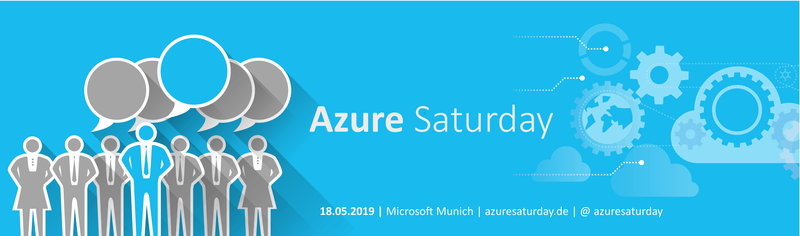 Azure Saturday 2019 Munich