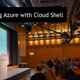 Mastering Azure using Cloud Shell Session