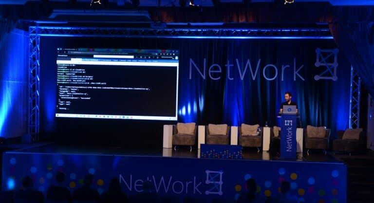 Thomas Maurer Speaking at Microsoft Network 9 Azure