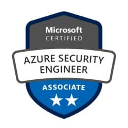 AZ-500 Microsoft Certified Azure Security Engineer Associate