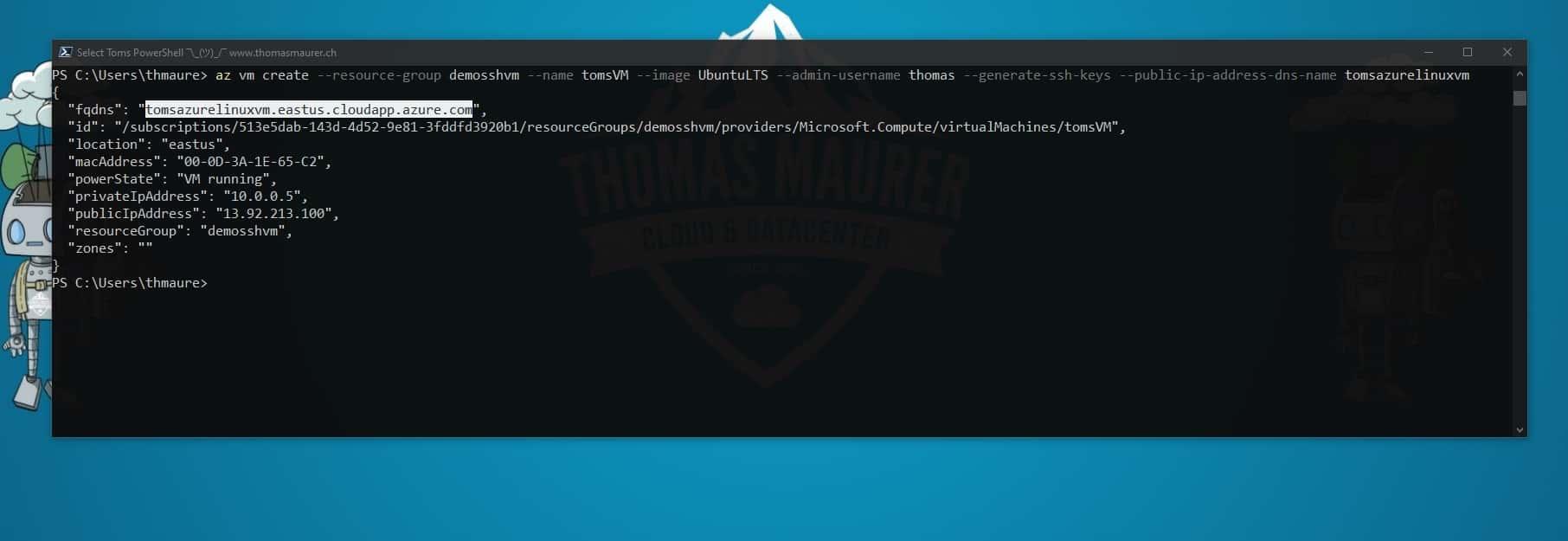 Virtual Machine Archives - Thomas Maurer