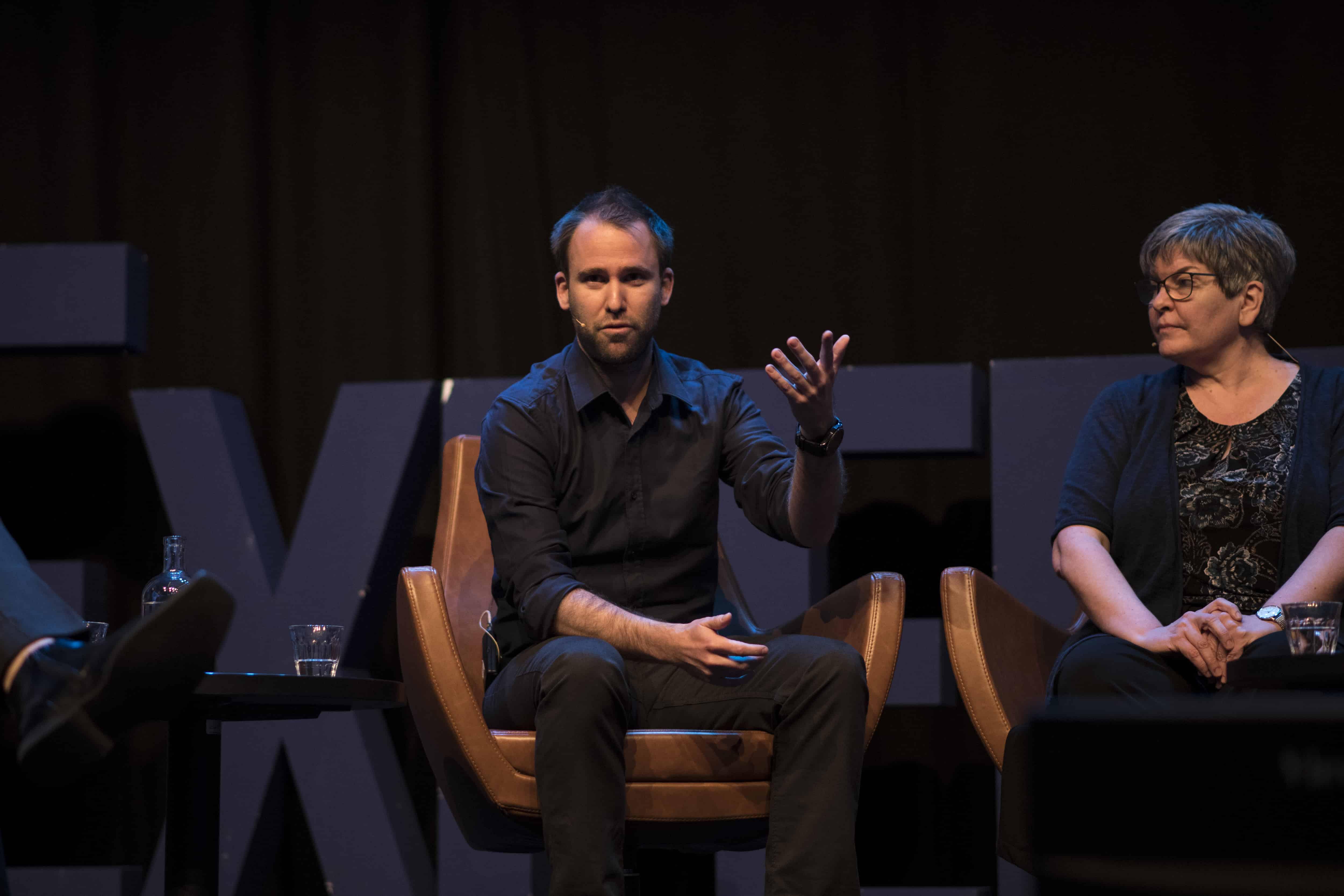 Experts Live Tech Panel Keynote Thomas Maurer