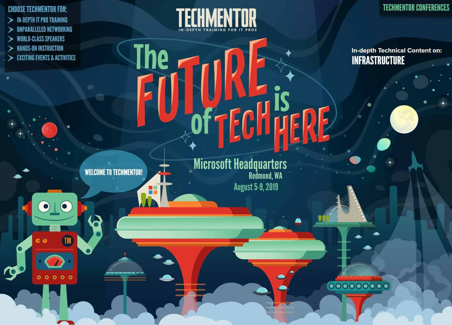 Techmentor 2019 Redmond