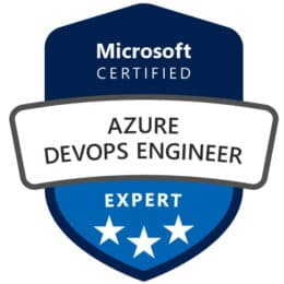 AZ-400 Microsoft Certified Azure DevOps Engineer