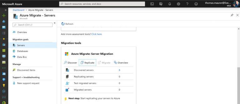 Azure Hyper-V Server Migration