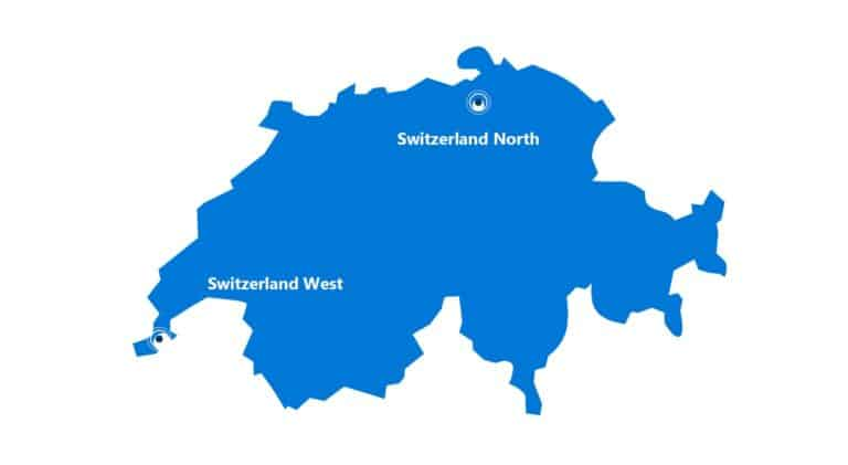 Microsoft Azure Switzerland - Swiss Azure Regions