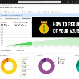 How to Reduce the Costs of your Azure IaaS VMs