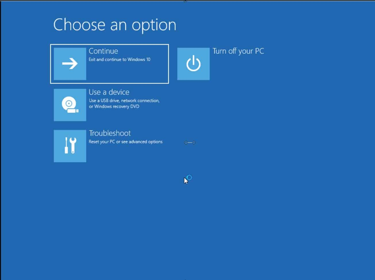 Reset And Reinstall Windows 10 From The Cloud Thomas Maurer