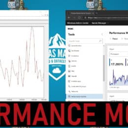 New Windows Server Performance Monitor