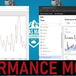 New Windows Server Performance Monitor