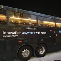 Azure Hybrid Cloud Bus