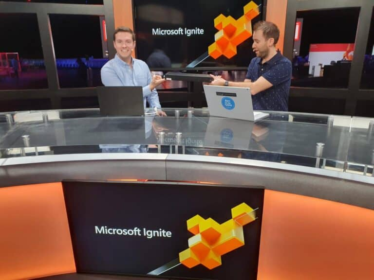 Video Microsoft Ignite Live 2019 - Azure Stack HCI