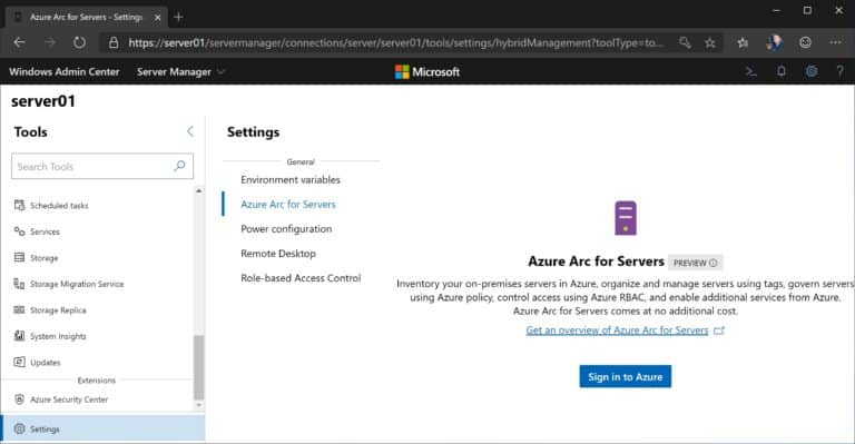Windows Admin Center and Azure Stack HCI
