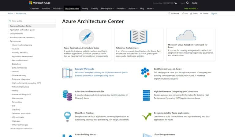 Azure Architecture Center
