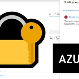 Azure Locks - Governance