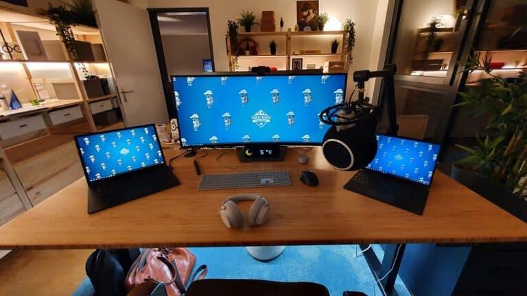 Home Office Setup 2020