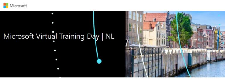 Microsoft Virtual Training Day NL