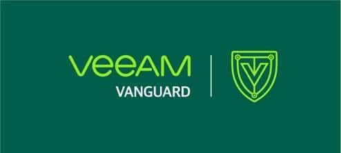 Veeam Vanguard 2021