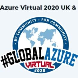 Global Azure Virtual 2020 UK Ireland