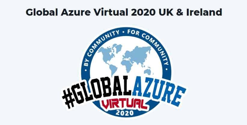 Global Azure Virtual 2020 UK Ireland