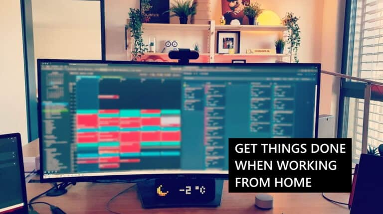 How I Manage and Plan Tasks as a Remote Worker