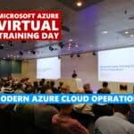 Microsoft Azure Virtual Training Day Modern Cloud Operations