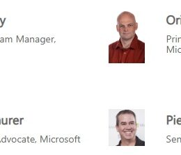 Windows Server webinar miniseries - Month of Cloud Essentials Speakers