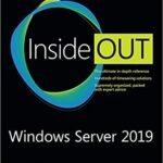 Windows Server 2019 Inside Out Microsoft Press Book